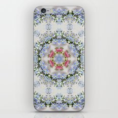 spring flower N°2 iPhone & iPod Skin