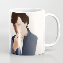 Benedict Cumberbatch (Japan) Coffee Mug