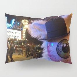 nobunny loves the Residents Pillow Sham