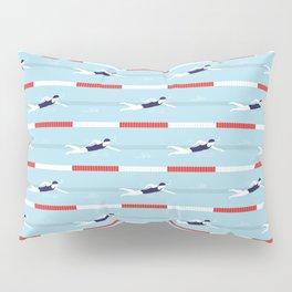 Swimming Pillow Sham