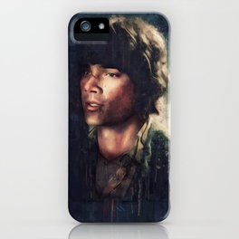Please... iPhone Case