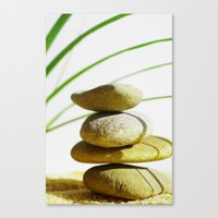 relax Canvas Prints featuring Relax  by Tanja Riedel