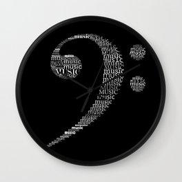 Invert Fa key Wall Clock