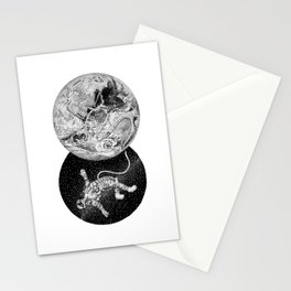 Severed Stationery Cards