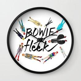 Heroes on Fleek Wall Clock