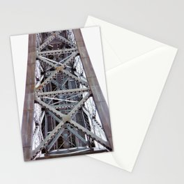 Bridge over the River Douro Stationery Cards