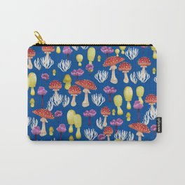 Happy Fungus garden - BBG Carry-All Pouch