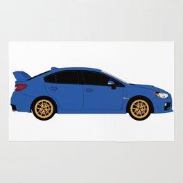 Subaru STi Rug