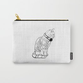 Kitten Jams Carry-All Pouch