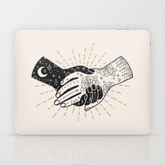 Hold On Laptop & iPad Skin