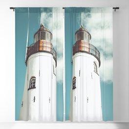 Lighthouse Art Print   Landscape Photography   The Netherlands Urk LightHouse Blackout Curtain