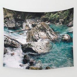 Glacial River Wall Tapestry