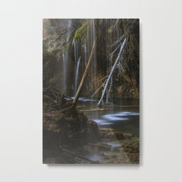 Hanging Lake Metal Print