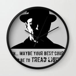 Heisenberg ( Breaking Bad ) Wall Clock