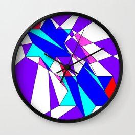 A Magen David, Star of David Wall Clock