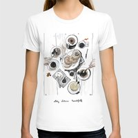breakfast T-shirts featuring Breakfast by Ksenia Sapunkova