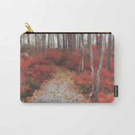 Autumn Wanderlust Carry-All Pouch