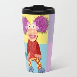 red fraggle Travel Mug