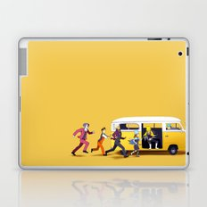 A Courtroom on the Verge of a Breakdown Laptop & iPad Skin