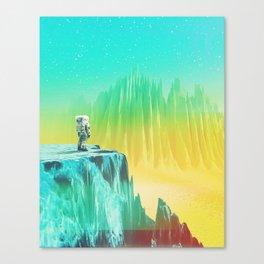 Vekiĝo Canvas Print
