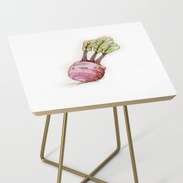 Anxiety Turnip Side Table
