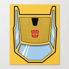 Transformers - Sunstreaker Canvas Print
