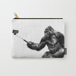 Gorilla Selfie Carry-All Pouch