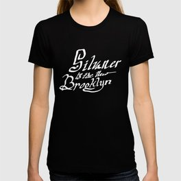 Silvaner is the New Brooklyn T-shirt