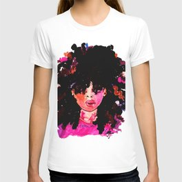 BABY HAIR AND AFROS T-shirt