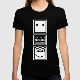 Artists Advisory Explicit Extravagance DALI T-shirt