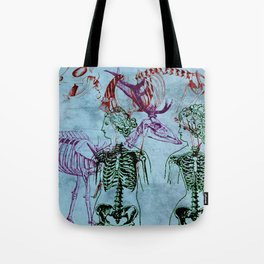 Our Young Bones Tote Bag