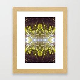 Helecho Framed Art Print