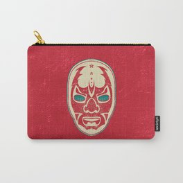 The Mysterious Mask Carry-All Pouch