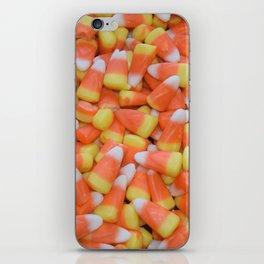 Candy corn | Candy | Halloween Decor | Happy Halloween iPhone Skin