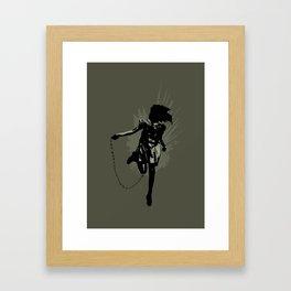 Barbie Girl Framed Art Print