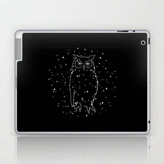 Owl Constellation  Laptop & iPad Skin