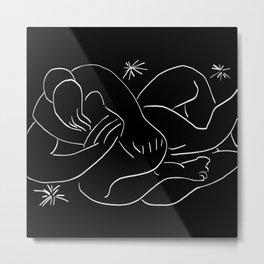 Matisse Loving Couple #1 Metal Print