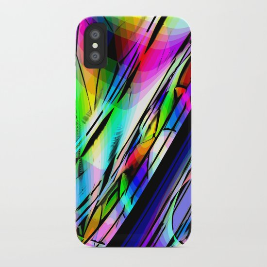 FUNKY7 iPhone Case