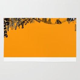 Alex Vause (Laura Prepon)-typography OITNB Rug