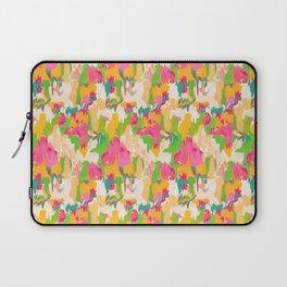 Ikat Floral Laptop Sleeve