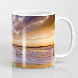 Surf City Sunsets   9/9/15   Huntington Beach California Coffee Mug