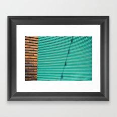 Rollers  Framed Art Print