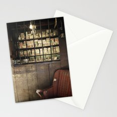 FADED MEDICINE SHOP Stationery Cards