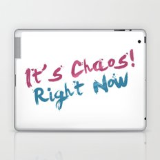 it's Chaos! Laptop & iPad Skin