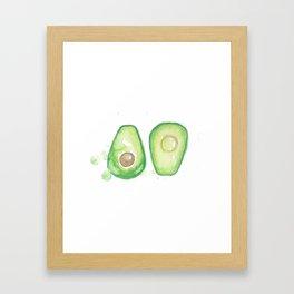 Avo Mate Framed Art Print