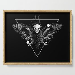 God Moth Serving Tray