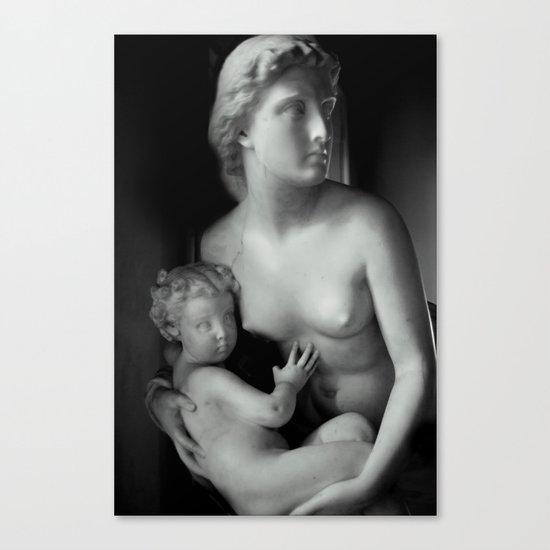 Eternal Mother Canvas Print