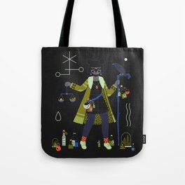 Witch Series: Potions Tote Bag