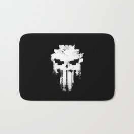 Space Punisher Bath Mat