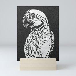 Parrot Mini Art Print